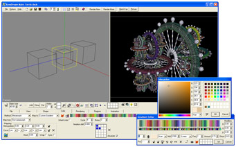 Xenodream program 3d graphics software 3d graphic design software